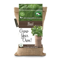MicroGarden Basil Mix & Seeds