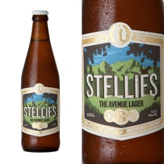 Stellenbosch Brewing Co Stellies The Avenue Lager
