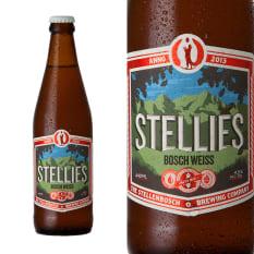 Stellenbosch Brewing Co Stellies Bosch Weiss
