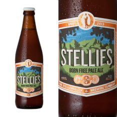 Stellenbosch Brewing Co Stellies Born Free Pale Ale