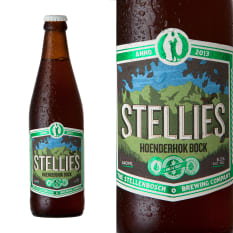Stellenbosch Brewing Co Stellies Hoenderhok Bock