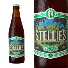 Stellenbosch Brewing Co Stellies Hoenderhok Bock