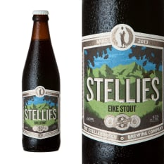 Stellenbosch Brewing Co Stellies Eike Stout