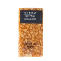 The Treat Company Cashew Nut Brittle Slab, 100g