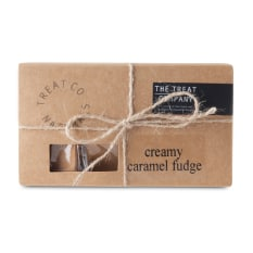 The Treat Company Creamy Caramel Fudge