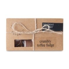 The Treat Company Crumbly Toffee Fudge