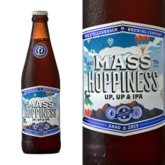 Stellenbosch Brewing Co Mass Hoppiness IPA
