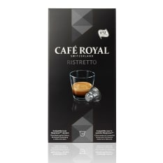 Cafe Royal Ristretto Coffee Capsules, Pack of 10