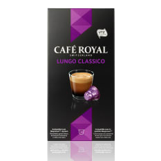 Cafe Royal Lungo Classico Coffee Capsules, Pack of 10