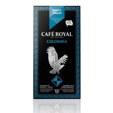 Cafe Royal Colombia Single Origin Coffee Capsules