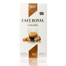 Cafe Royal Caramel Flavoured Edition Coffee Capsules