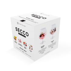 Secco Mixed Box Drink Infusion, Pack of 8