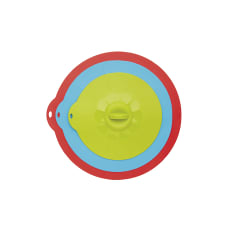 Kitchen Craft Colour Works Silicone Bowl Covers, Set of 3