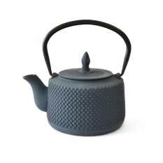 Eetrite Cast Iron Straight Sided Tetsubin Teapot, 800ml