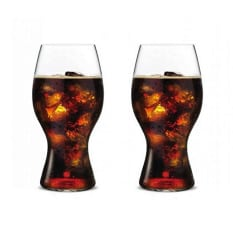 Riedel Coca Cola Glasses, Set of 2