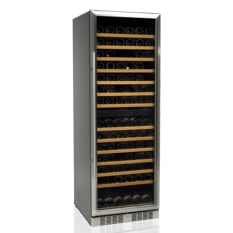 Tefcold 168 Bottle Refrigerated Wine Display & Storage Cooler