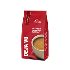 Best Espresso Deja Vu Cremoso Coffee Capsules, Pack of 12