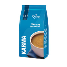 Best Espresso Karma Decaffe Coffee Capsules, Pack of 12