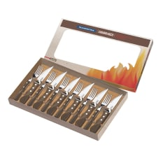 Tramontina 12 Piece Barbeque Cutlery Set