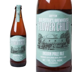 Old Potter's Brewhouse Flower Child Indian Pale Ale