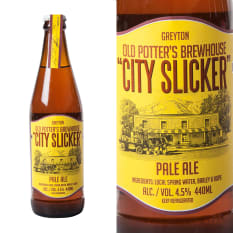 Old Potter's Brewhouse City Slicker Pale Ale
