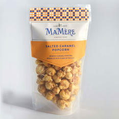 MaMere Confections Salted Caramel Popcorn