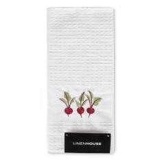 Linen House Cotton Waffle Tea Towel