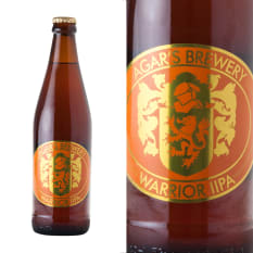 Agars Brewery Warrior IPA