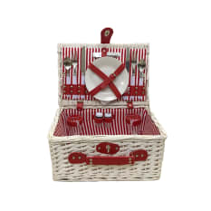Eco Wicker Picnic Basket
