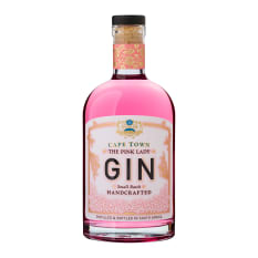 Cape Town Gin Company The Pink Lady Gin