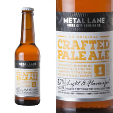 Metal Lane Brewery Pale Ale