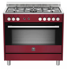 La Germania Europa Gas Hob with Gas Oven & Grill, 90cm