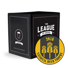 League of Beers SA National Beer Trophy Mixed Case