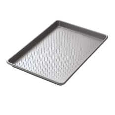Chicago Metallic Perforated Non-Stick Baking Sheet