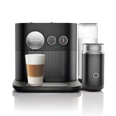 Nespresso Expert & Milk Automatic Espresso Machine with Aeroccino Milk Frother