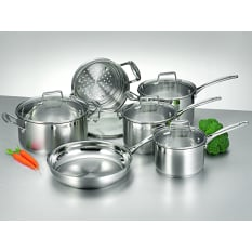 Scanpan Impact 6 Piece Cookware Set