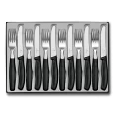 Victorinox Swiss Classic Table Cutlery Set, Set of 12