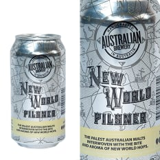 Australian Brewery New World Pilsner