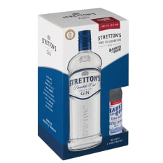 Stretton's Double Cut Gin Gift Pack