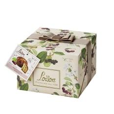Loison Cherry Frutta e Fiori Panettone, 500g