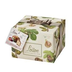 Loison Fig Frutta e Fiori Panettone, 500g