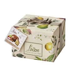 Loison Noel Frutta e Fiori Panettone, 500g