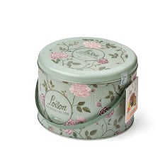 Loison Classic Panettone in Floral Gift Tin, 750g