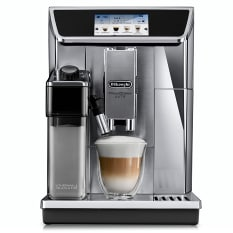 DeLonghi PrimaDonna Elite 1450W Coffee Machine, ECAM650.75.MS