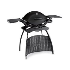 Weber Q 2200 Gas Grill and Stand