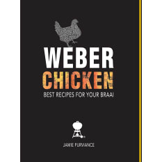 Weber Chicken Recipe Book by Jamie Purviance