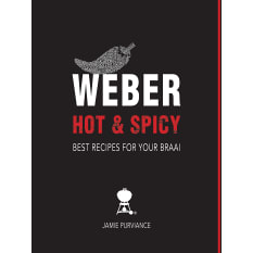 Weber Hot and Spicy Cookbook by Jamie Purviance