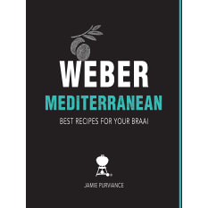 Weber Mediterranean Cookbook by Jamie Purviance