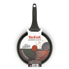 Tefal Gusto Cast Aluminium Pancake Pan, 25cm
