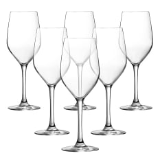Arcoroc Mineral Red Wine Glasses, Set of 6